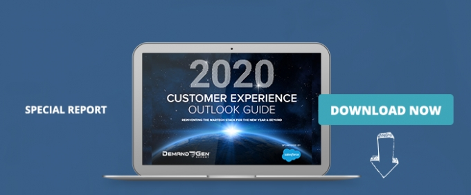 2020 Customer Experience Outlook Guide: Reinventing The Martech Stack For The New Year & Beyond