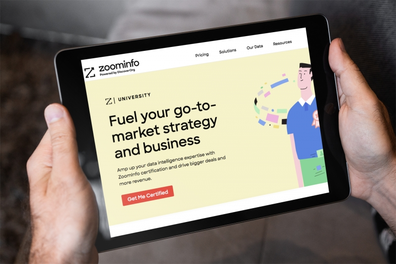 ZoomInfo Expands Sales & Marketing Certifications