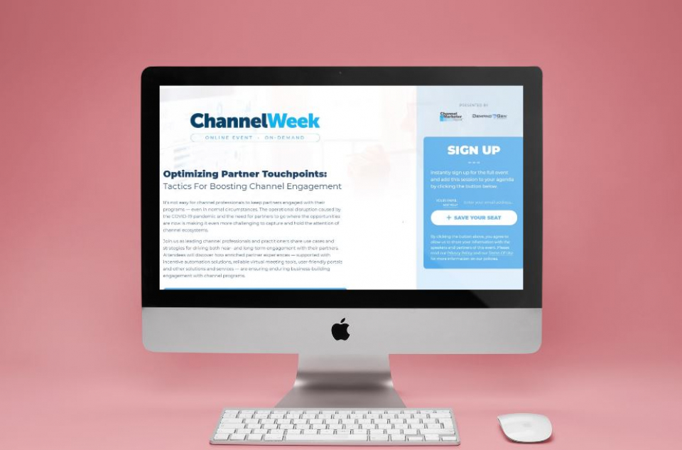 To Boost Partner Engagement, ChannelWeek Experts Stress It's Time Go Digital … And Personal