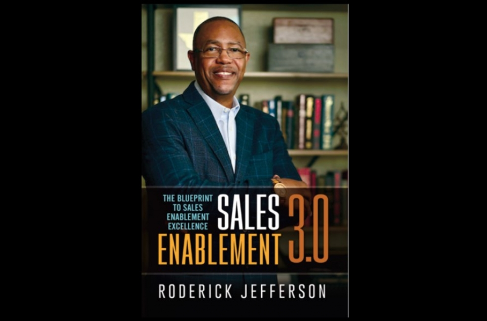 Roderick Jefferson Releases Book Outlining The Next Phase Of Sales Enablement