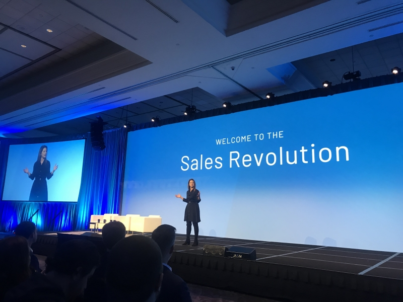 SalesLoft's Rainmaker Event Explores 'Sales Revolution' In B2B Buying Experiences
