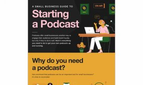 A Small Business Guide To Starting A Podcast