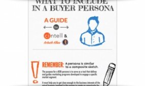 What To Include In A Buyer Persona