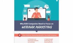 Why B2B Companies Need To Focus On Webinar Marketing