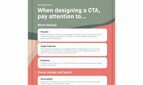 When Designing A CTA, Pay Attention To…